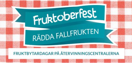 Fruktoberfest - rädda fallfrukten