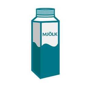 Mjölkförpackning
