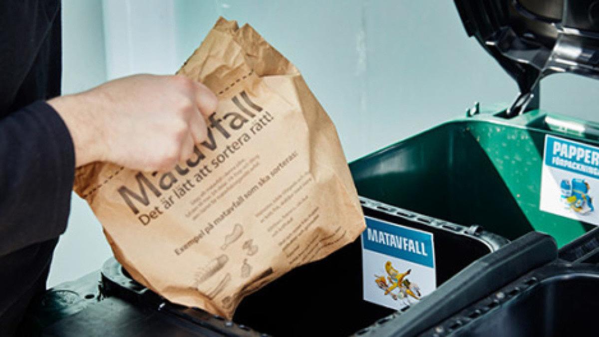 Källsortering och avfall