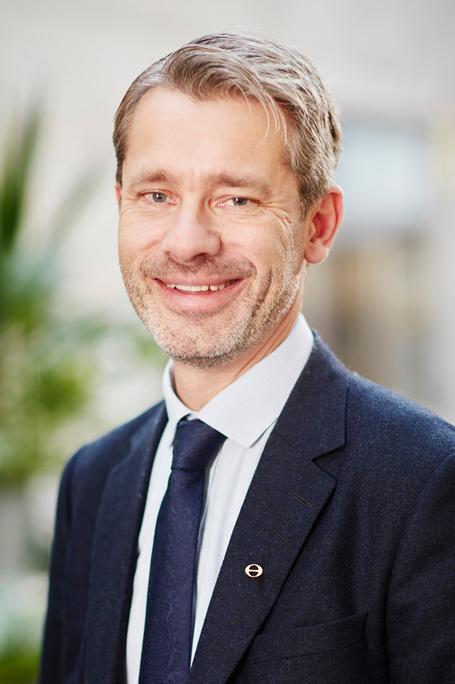 VD Ulf Molén