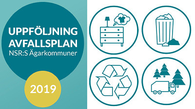 Uppföljning av avfallsplaner 2019