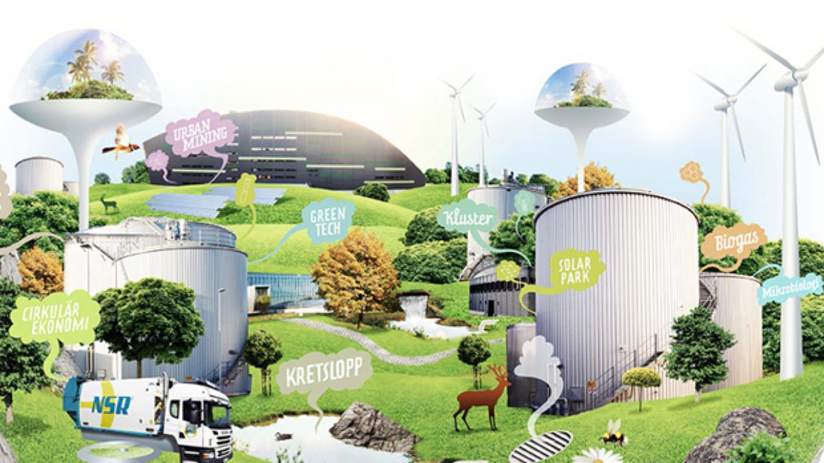 Verapark – drivhus för miljörelaterad utveckling