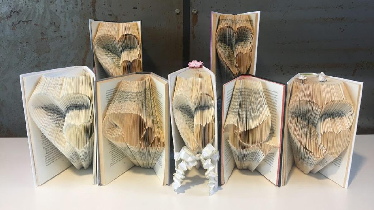 Vik dina böcker till något nytt