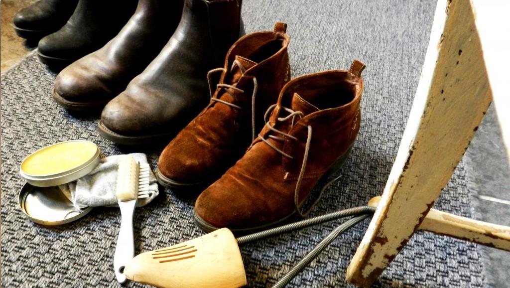 Skor och skoblock