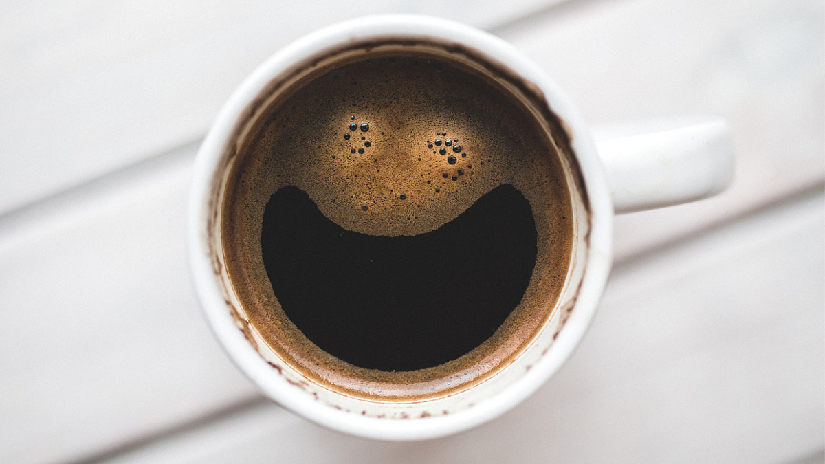 Piffa upp dina kaffemuggar
