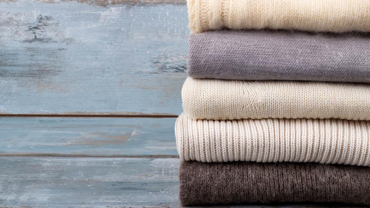 Släng inte textilier