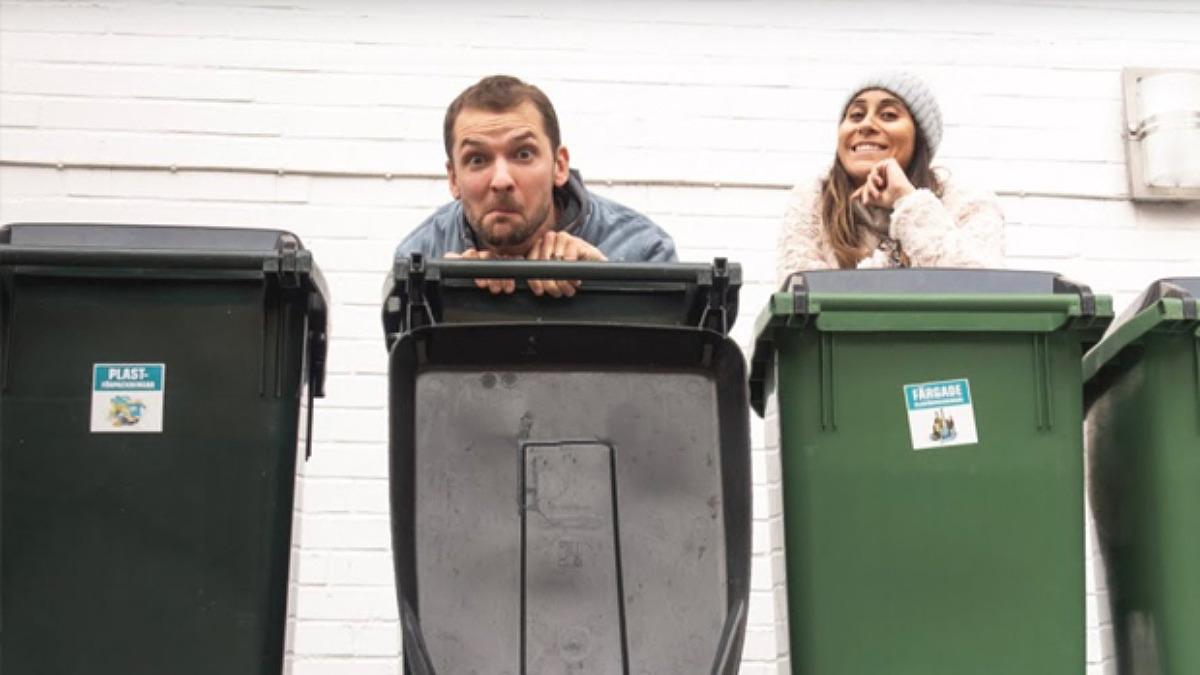 Livet med sopor