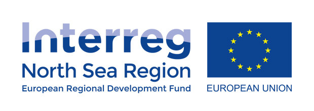 Logotyp Interreg North Sea Region