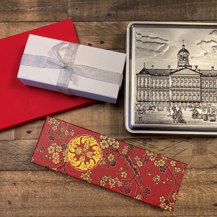 Askar som du kan spara på och slå in julklappar i: chokladaskar, telådor, smyckesaskar, presentföracknignar, iphone-låda.