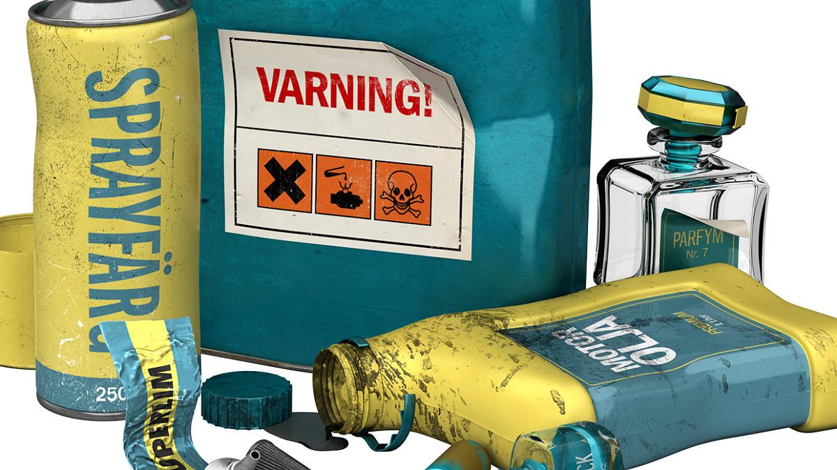Farligt avfall