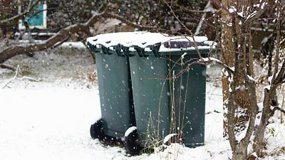 Vintersäkra din sophämtning