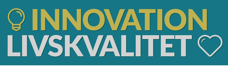 Innovation och livskvalité illustration