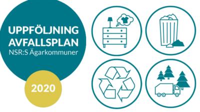 Uppföljning avfallsplan 2020