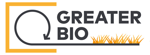 Logotyp Greater Bio