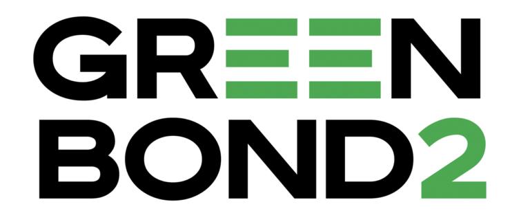 Logotyp för projektet Green Bond 2